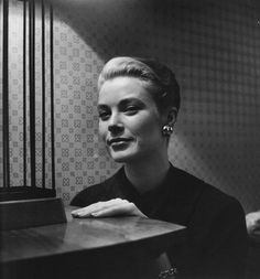 Grace Kelly by Cecil Beaton.