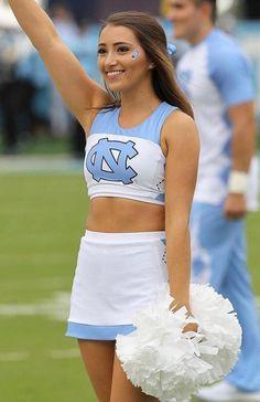 See more North Carolina cheerleaders HERE