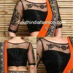 Nice blouse detail
