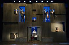 The Tiger Lillies perform HAMLET - Republique Theatre, Copenhagen, DK