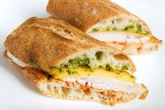 A Sandwich A Day: Roasted Turkey On Stirato From Bouchon Bakery