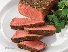 Emeril's Red Marble Steaks