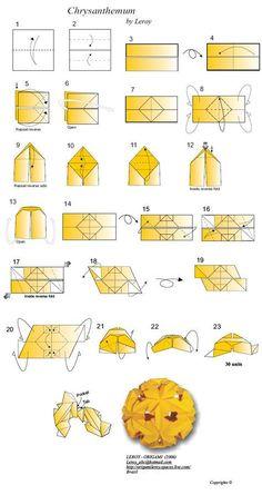 24 ideas for origami modular ball Origami Star Box, Origami And Kirigami, Origami Ball, Origami Fish, Paper Crafts Origami, Origami Stars, Diy Origami, Oragami, Geometric Origami