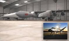 World's biggest plane set for takeoff early next year