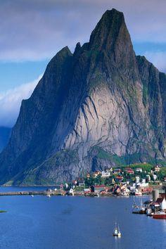 Gudvangen, Aurland, Sogn og Fjordane, Norge