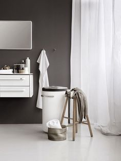Vipp | Bathroom inspiration (via Bloglovin.com )