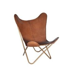 Home Decor and Lifestyle from Hello Lovely Studio: Justa Leather Lounge Chair Papasan Chair, Swivel Chair, Chair Cushions, Deco London, Eames, Leather Butterfly Chair, Safari, Wayfair Living Room Chairs, Dining Room