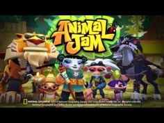 National Geographic Animal Jam Update - Jammers watch this. Warning: Some people may be scared by the HD in this video.