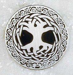 Earrings Tree Of Life Aventurine Symbol Celtic Tree Of Life Wicca Pagan