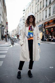 Essi indossano: Paris Fashion Week