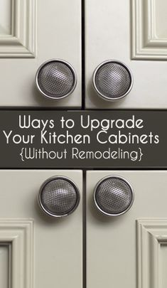 kitchens, decor, project, upgrad, craft, idea, hous, diy, kitchen cabinets