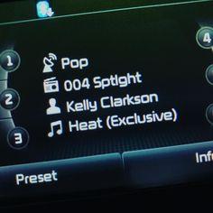 #songoftheday #heat #howapropos . . . . . #kellyclarkson #music #lovesosoft #dualipa #love #singer #singing #piecebypiece #instafamous #thevoice #becauseofyou