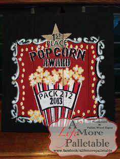 popcorn thank you PDF   Cub Scouts   Pinterest   Popcorn