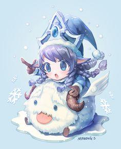 winter wonder lulu by MANONG1