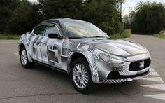 2016 Maserati Levante SUV Spy Shots - http://www.2016newcarmodels.com/2016-maserati-levante-suv-spy-shots/
