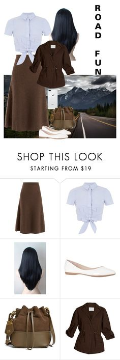 """""""Road trip"""" by daisy-giselle on Polyvore featuring Gabriela Hearst, Miss Selfridge, ZAC Zac Posen and Velvet by Graham & Spencer"""