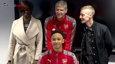 That moment when you sign for Arsenal...  ... welcome Cohen Bramall: http://arsn.al/q0xcbS