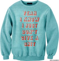 if i had a sweater like this i think i'd avoid some of the friends i have lol!