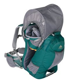 Evergreen Transit 3.0 Carrier by Kelty on #zulily - I would love to find a great carrier for hiking with the baby girl....