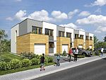 Pitkovice Central-group Multi Story Building, New Homes, Group, House, Home, Homes, Houses