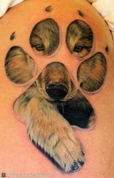 tatuajes de ositos