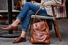 Image result for ladies brogues how to wear