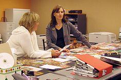Nashville Wraps designers Pennie & Donna