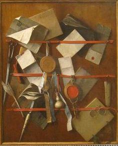 Trompe l'oeill - 1655