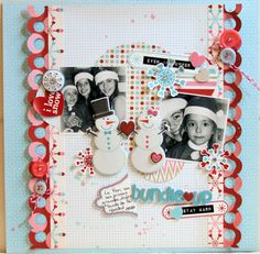 BUNDLE UP - Scrapbook.com