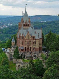 Medieval castle in Germany Wow!