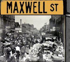 Maxwell Street Market | The Original Maxwell Street Market