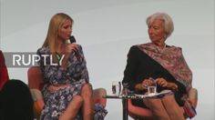 Germany: Ivanka Trump defends her father's attitude towards women at W20