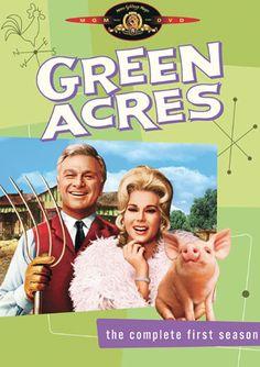 Green Acres - Season 1