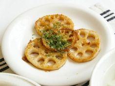 食材ひとつで簡単おかず。レンコンの味噌バター焼き