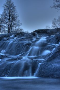 Kaldvell, Lillesand, Norway