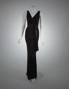 1933 evening dress-alternate evening dress for Marianne