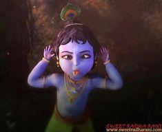 Oh Krishna 🌼🌺😍 Baby Krishna, Radha Krishna Holi, Krishna Lila, Little Krishna, Cute Krishna, Lord Krishna Images, Radha Krishna Pictures, Krishna Photos, Krishna Art