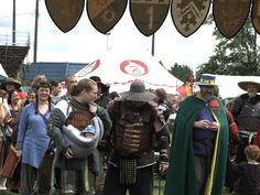 """""""Rauokinn KSCA in Crown Tourney processional with her 5 month old baby."""""""