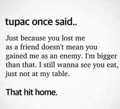 TuPac Once Said… — Artaska