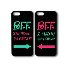 images of bestfriend case for iphone | Best Friends Forever 2pcs -- iphone 4 case,iphone 4s case in black or ...