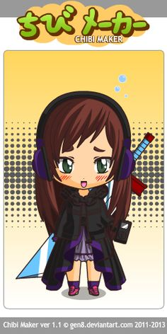 this is secret as a chibi