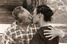 In 1958, Richard and Mildred Loving were banned from the state of Virginia for violating anti-miscegenation laws. He was white, she was black, and five weeks after their wedding, the county sheriff rousted them out of bed at 2 a.m. and took them off to jail. They took their case all the way up to the supreme court and won, opening the way for interracial couples in the US to love and marry legally. Bless them.