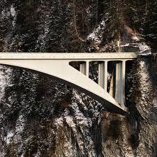 robert maillart salginatobel bridge - Google Search