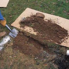 Need to extend your downspout? Connecting downspouts to buried drainpipes can help dry out a wet basement and soggy lawn. Gutter Drainage, Backyard Drainage, Drainage Pipe, Backyard Patio, Garden Hoe, Garden Tools, Flexible Pipe, Copper Gutters