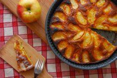 Régi idők receptjei: Holland almás sütemény
