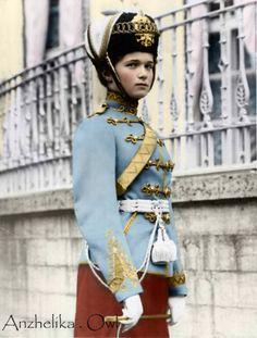 Elisavetgrad Hussars regiment by VioletOwl on DeviantArt