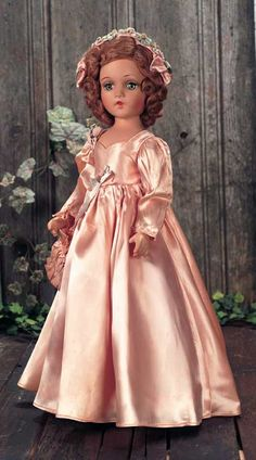 Madame Alexander 'Bridesmaid' Doll ~ (1930's)