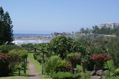 #Travel: Beach at #Scottburgh, South Coast, #KwaZulu/Natal, #SouthAfrica.  Photo: D Rudman