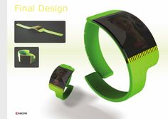wearable cellphone for kids with video chat #concept #watch #children