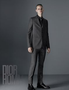 Dior Homme by Guzman #portrait #photography #people #advertising #commercial
